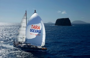 Tara Oceans vessel