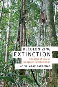 Decolonizing Extinction: The Work of Care in Orangutan Rehabilitation by Dr. Juno Parreñas