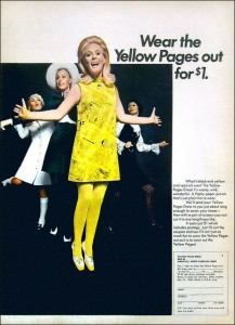 yellow pages magazine