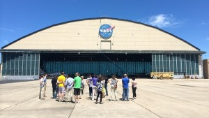Airplane Hangar and NASA Glenn