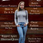 Week 7: Magazine Cover