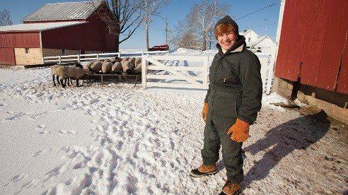 Do Sheep and Goats get Cold?   OSU Sheep Team