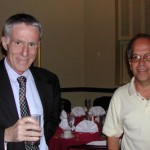Herb Clemens and Karl Rubin