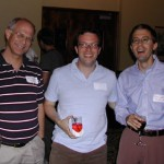 Max Warshauer, David Pollack, and Glenn Whitney