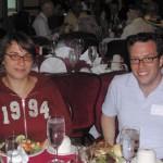 Betsy Medvedovsky and David Pollack
