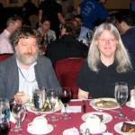 Ray Pierrehumbert and Lynne Butler