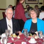 Charles Misner and Janet Pierrehumbert