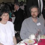 Lorraine and Warren Sinnott