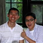 Yin Shao and Edwin Szeto