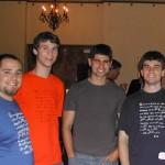 Bruce Halperin, Michael Druker, Ronen Mukamel, and Stefen Patrikis