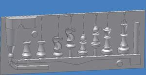 Chess Set CAD