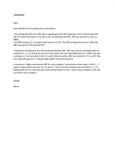 Letterhead For Letter Of Recommendation from u.osu.edu