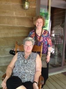 Patti & Janet M