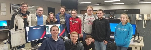 OSU Met Club at NWS Wilmington