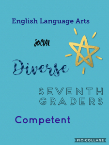 7th graders, competent, social, diverse
