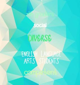 diverse, students, social, English Language Arts,