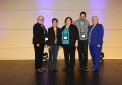 School of Nursing Faculty receive award for cutting edge research on gamification and diversisty training among graduate students of Health Professions