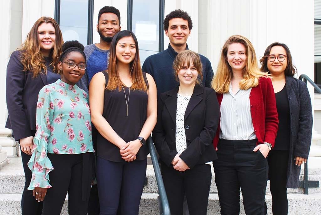 McCarthy fellows 2018