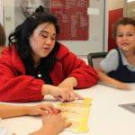 USF Students teach luteracy skills through the America Reads program