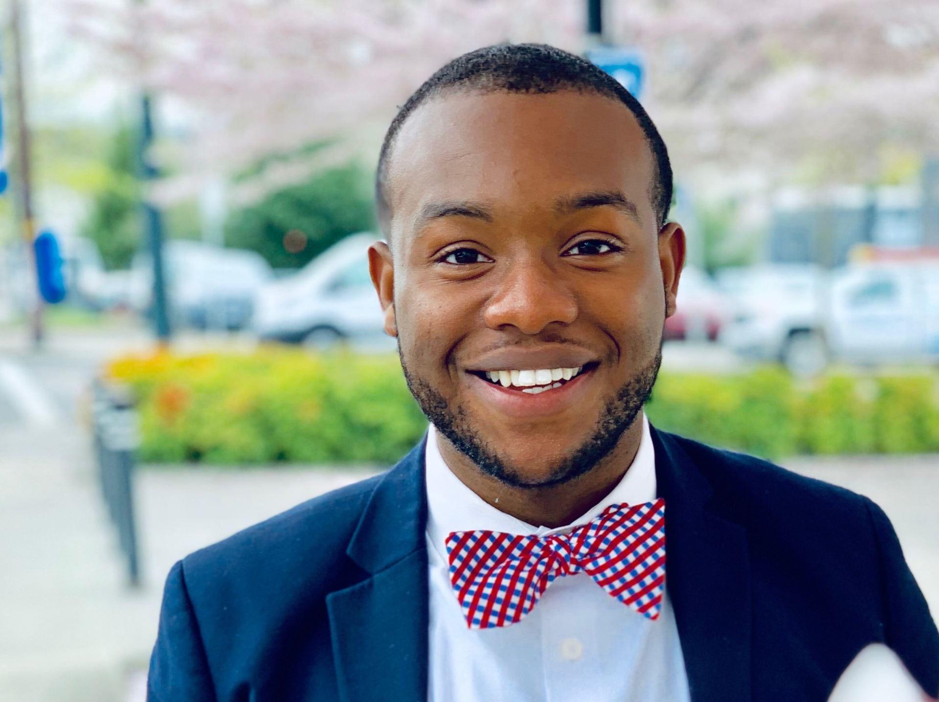 David Jefferson, Urban and Public Affairs Graduate Student