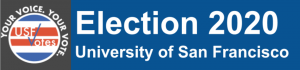 Election 2020 USFVotes Banner