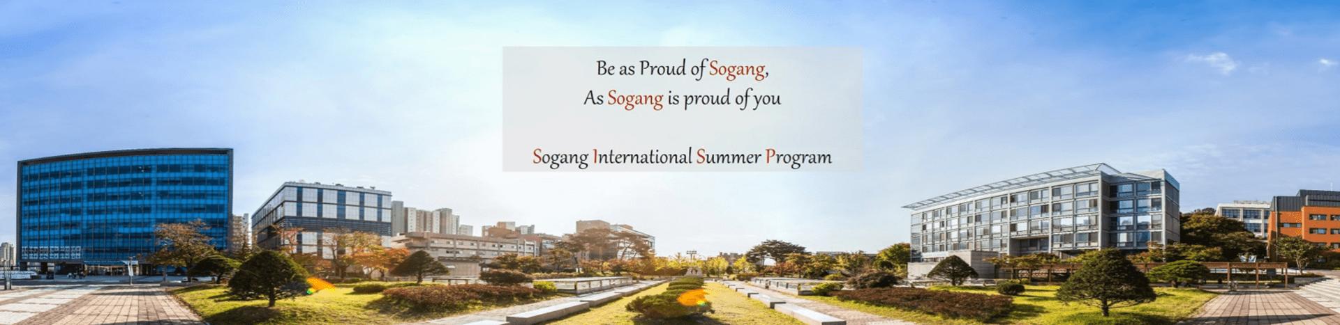 Sogang Summer Stipend