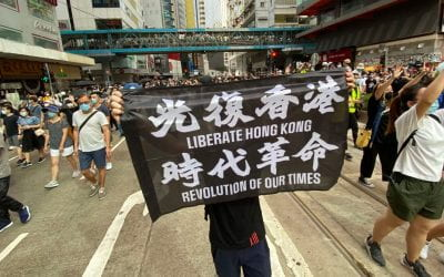 Hong Kong's New Security Law: The Battle Between Online Freedom and Chinese Censorship in the Name of 'National Security'