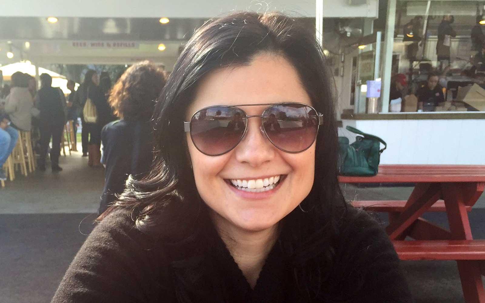 Kristi Kline, USF Sacramento MFT graduate