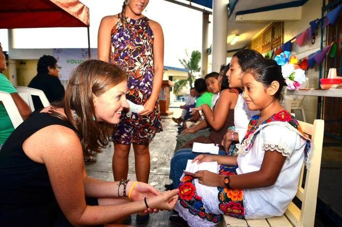 Increasing Numbers Of US Students Choosing To Embark On Volunteer Tourism Gap Years http://bit.se/ityVZb