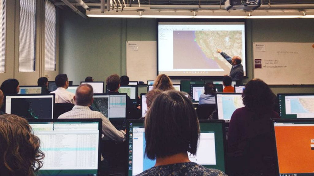 CRASE Innovations in GIS