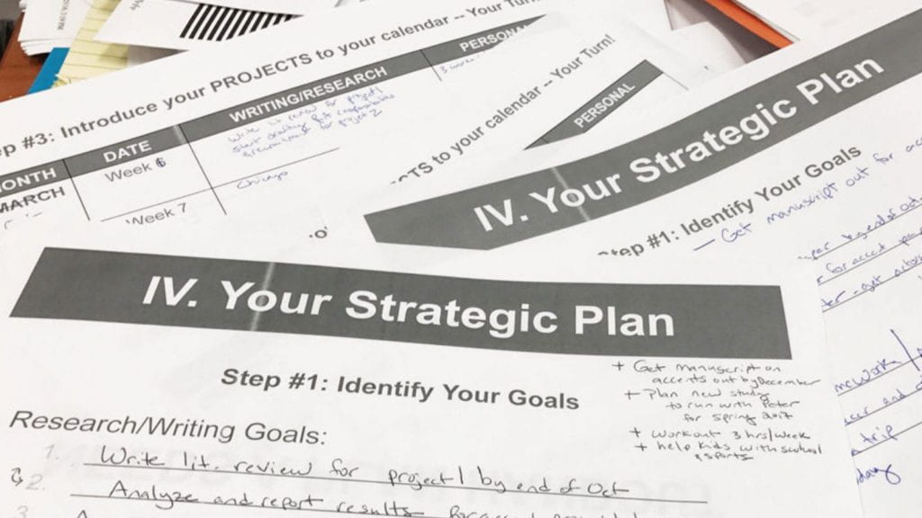 plan your semester