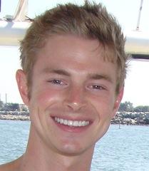 Landon, '13 COMS graduate!