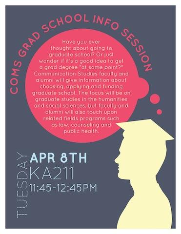 COMS Grad School Info Session