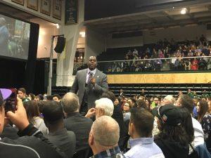 Leadership, Magic Johnson, Lakers