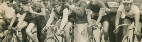 License to Race:Cycling on the Golden Gate Park Polo Field 1930s–1950s. Presented by SFO Museum