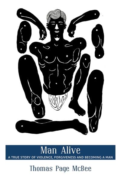 Man Alive book cover
