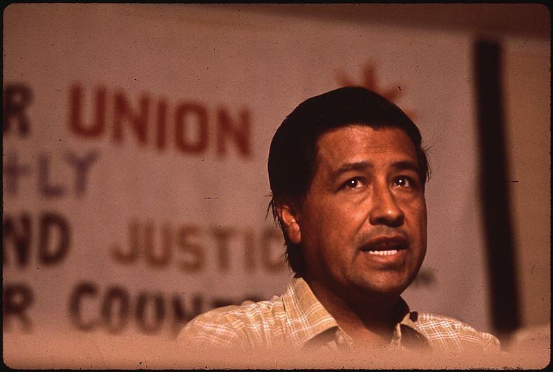 Cesar Chavez, Migrant Workers Union Leader
