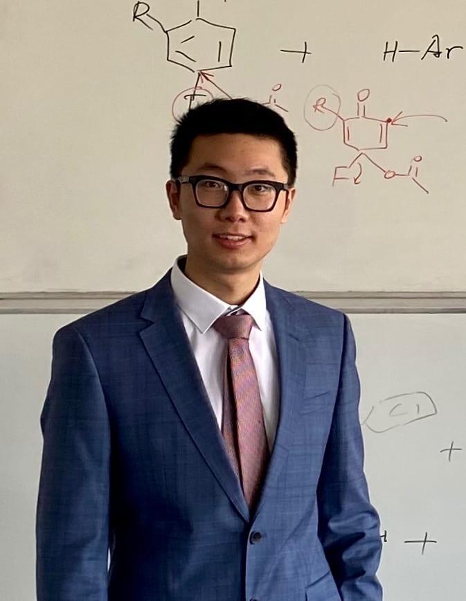 Congjun Yu