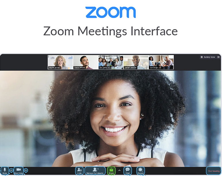 Web Conferencing With Zoom