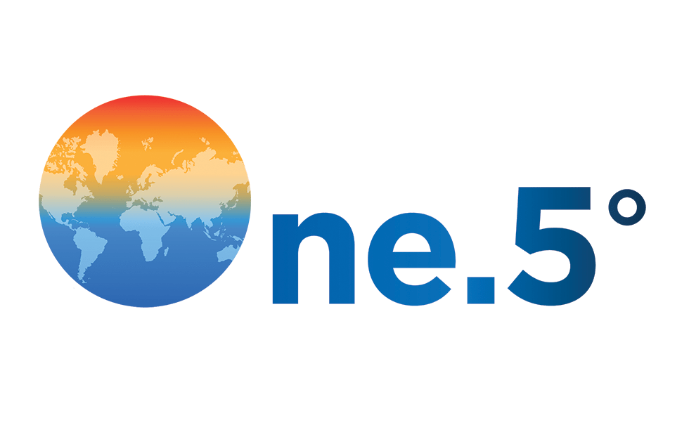 Logo for one point five lecture series