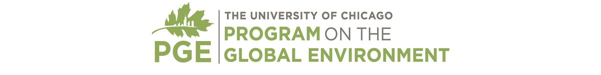 Green logo for the Program on the Global Environment