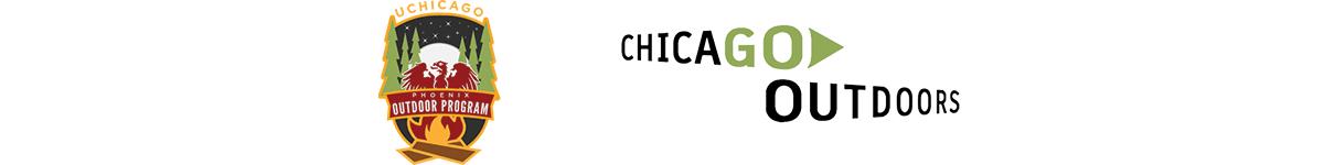 Phoenix Outdoor Program and Chicago Outdoors logos