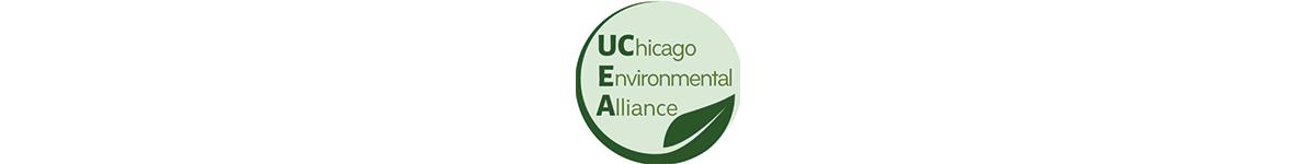 UChicago Environmental Alliance student logo banner