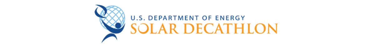 Logo for the Department of Energy Solar Decathlon