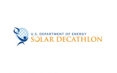 DOE collegiate Solar Decathlon prep event, 9/16 @4:00pm CT