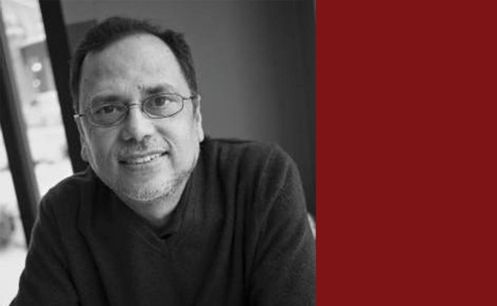 Image of Professor Dipesh Chakrabarty