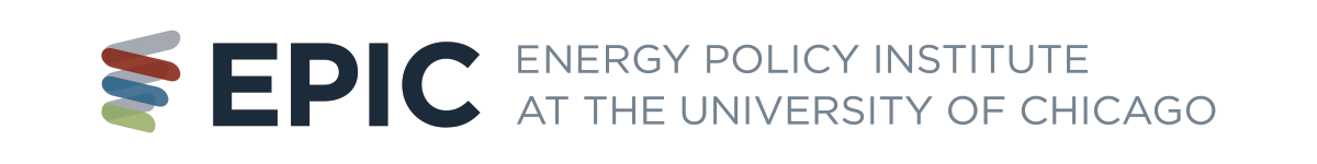 Logo for the Energy Policy Institute