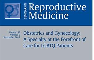 Dr. Iris Romero Guest Edits Seminars in Reproductive Medicine