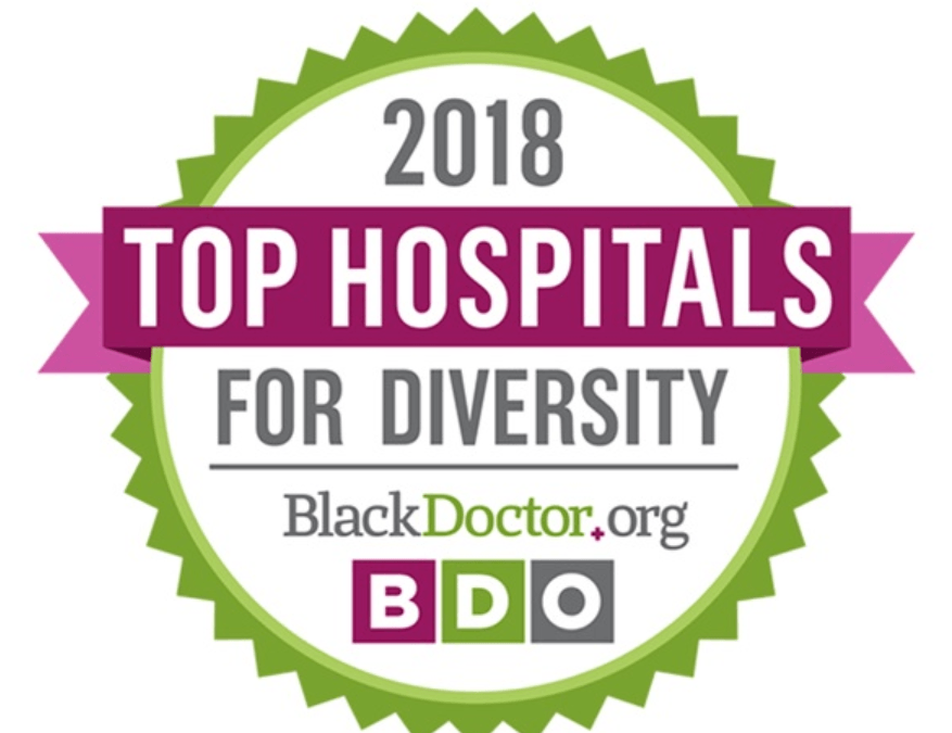 BlackDoctors.org awards UChicago Medicine spot on Top Hospitals for Diversity list 2018
