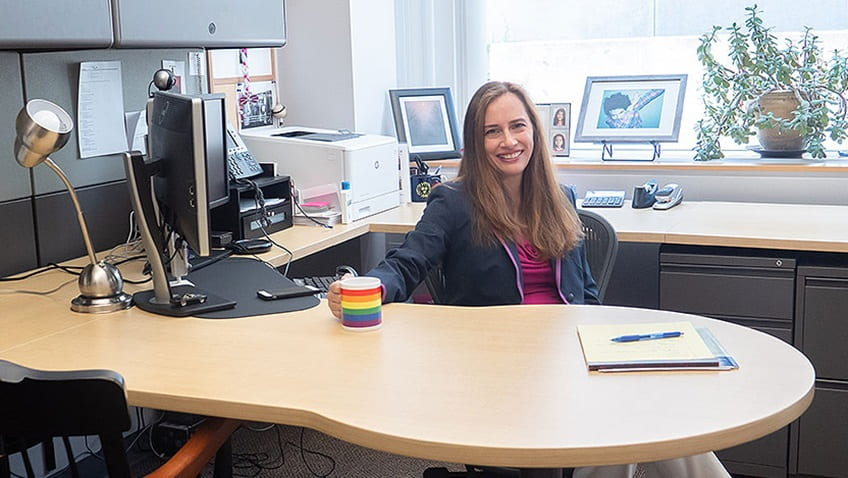 Spotlight on Dr. Iris Romero's Dedication to LGBT+ Patient Care